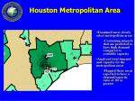 houston metropolitan area