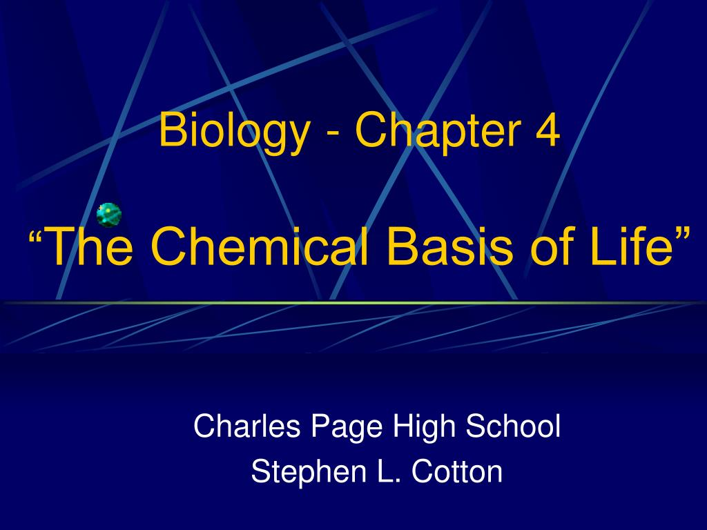 biology chapter 4 Biology chapter 5 test multiple choice identify the choice that best completes the statement or answers the question ____ 4 what can cause a population to grow a.