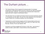 the durham picture