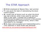 the star approach18