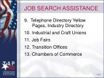 job search assistance35