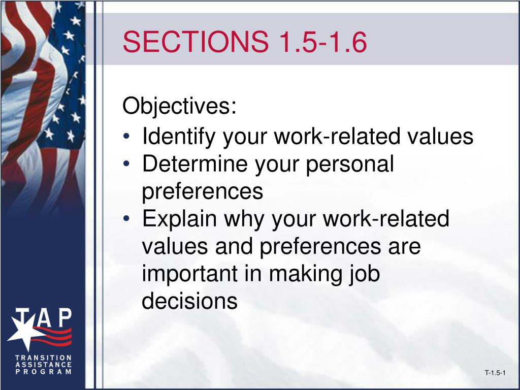 SECTIONS 1.5-1.6
