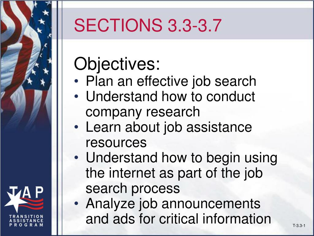 SECTIONS 3.3-3.7