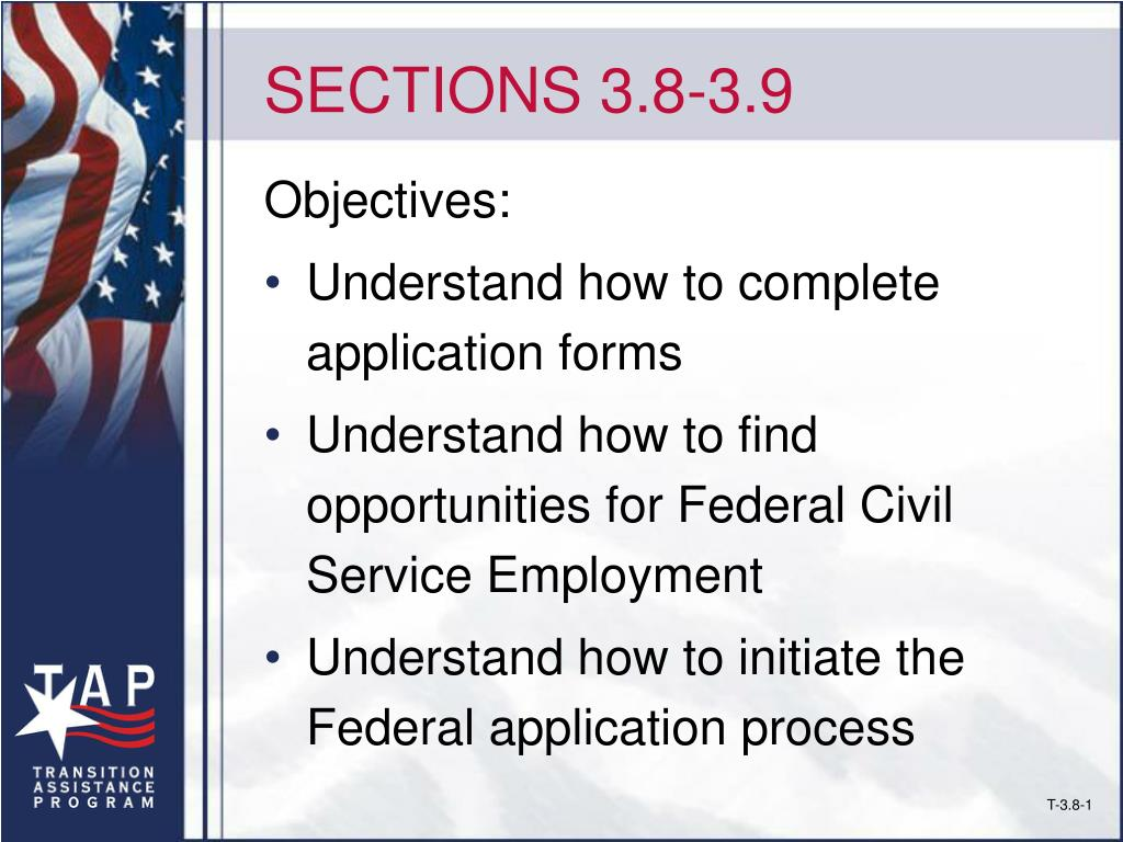 SECTIONS 3.8-3.9