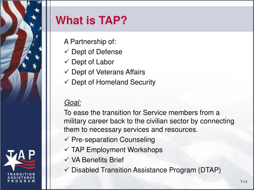 What is TAP?
