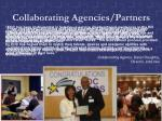 collaborating agencies partners