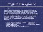 program background3