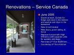 renovations service canada