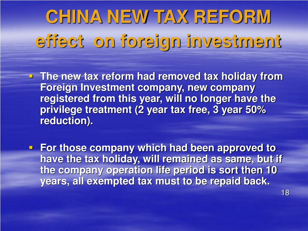 China foreign investment tax usd euro forex rate