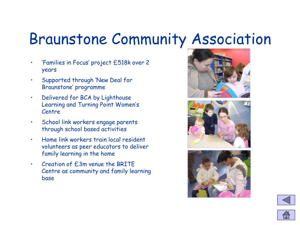 Braunstone Community Association