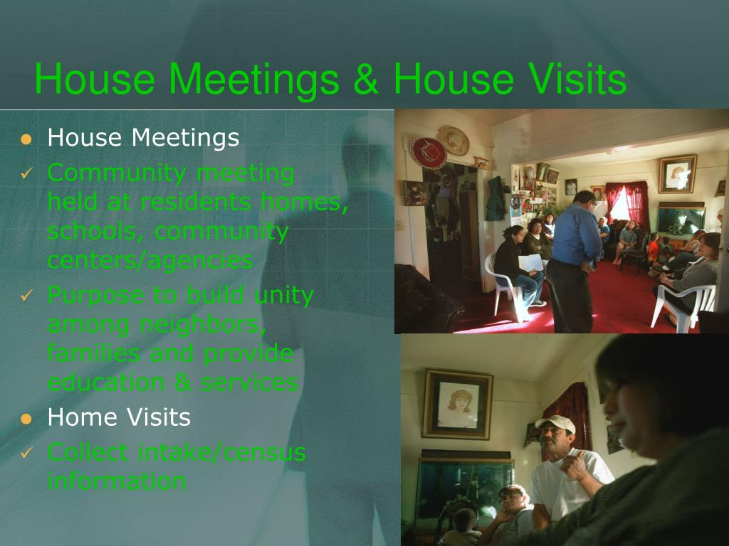 House Meetings