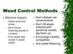 weed control methods 1