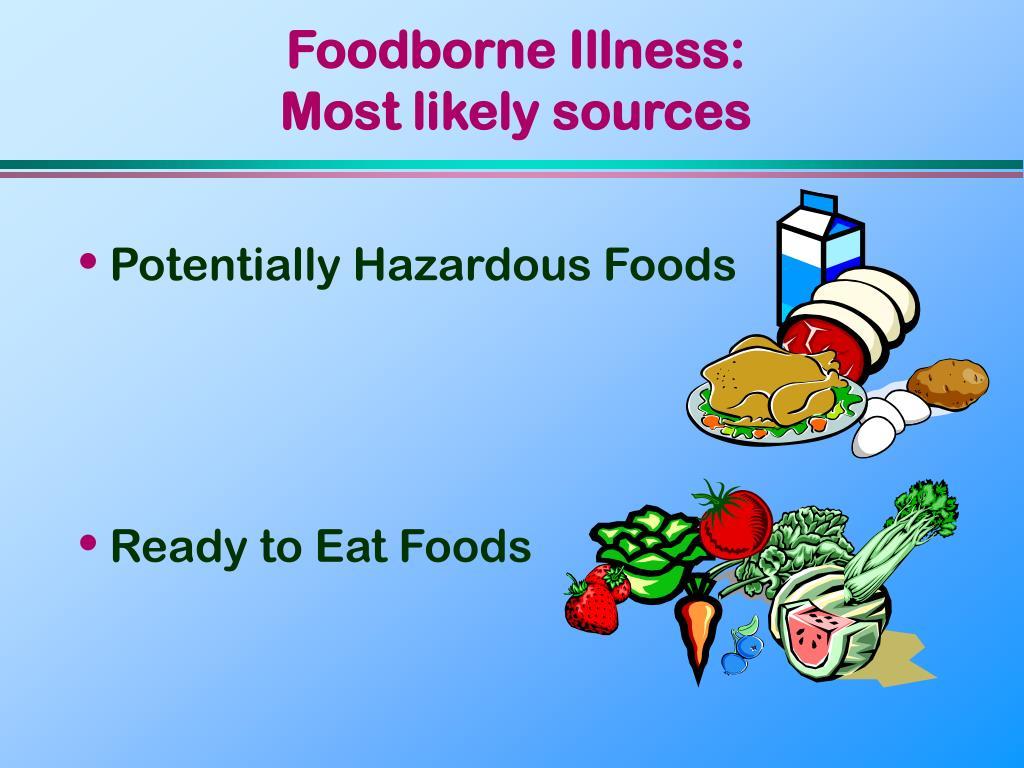 Foodborne Illness: