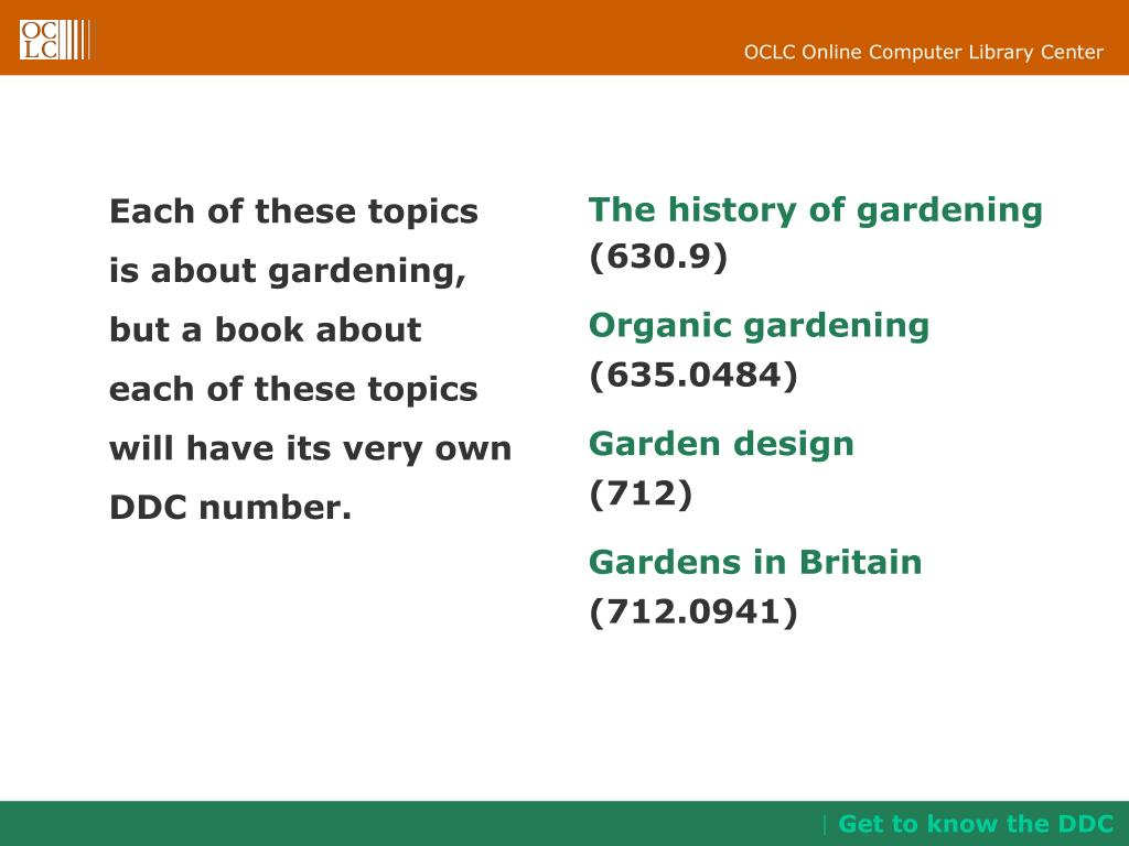 The history of gardening
