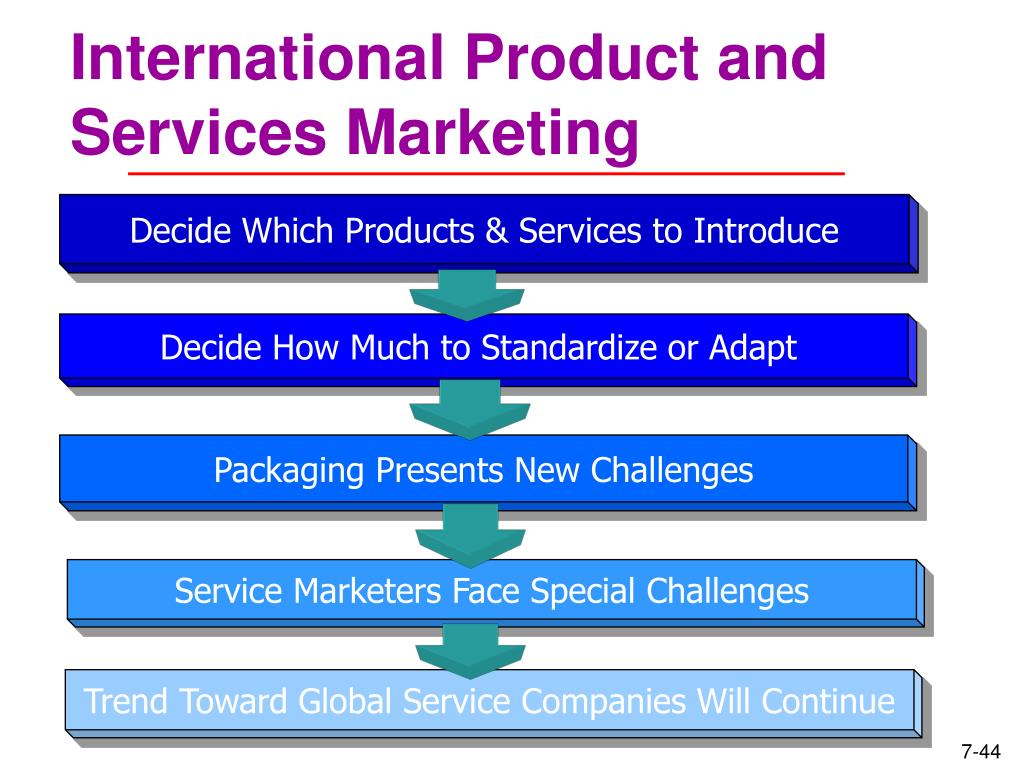 Decide Which Products & Services to Introduce