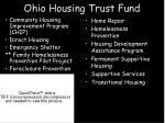 ohio housing trust fund