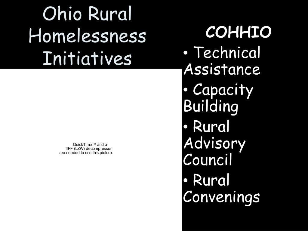 Ohio Rural