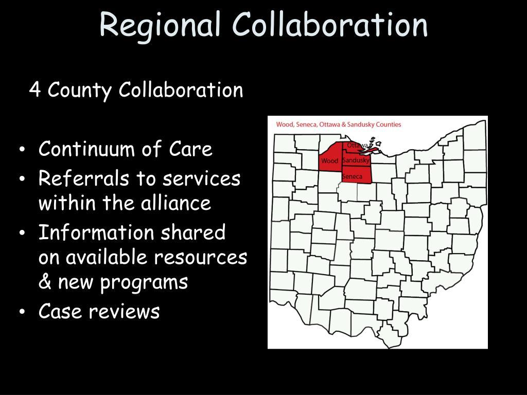 Regional Collaboration