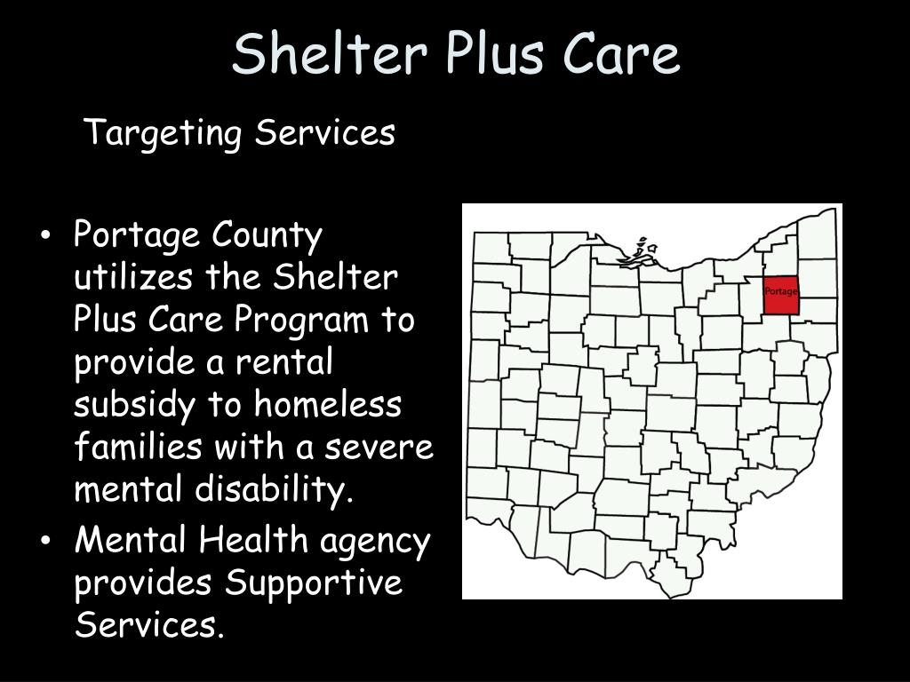 Shelter Plus Care