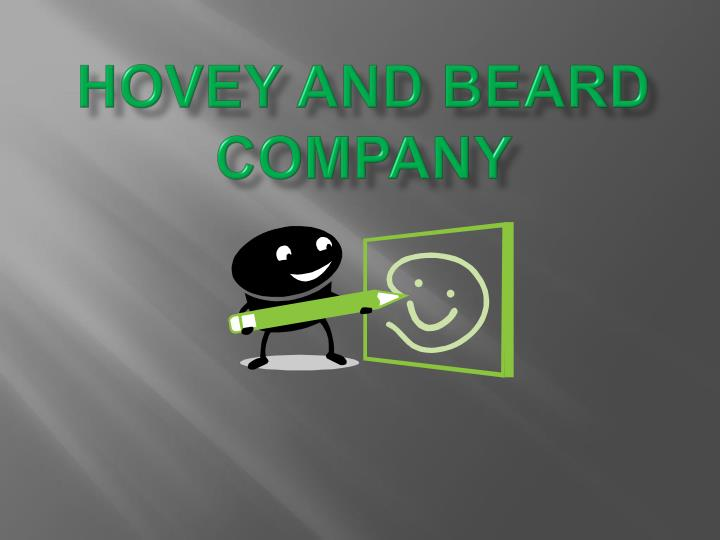hovey and beard case
