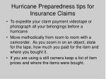 hurricane preparedness tips for insurance claims54