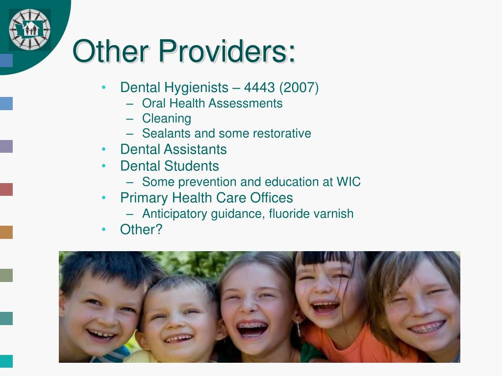 Other Providers: