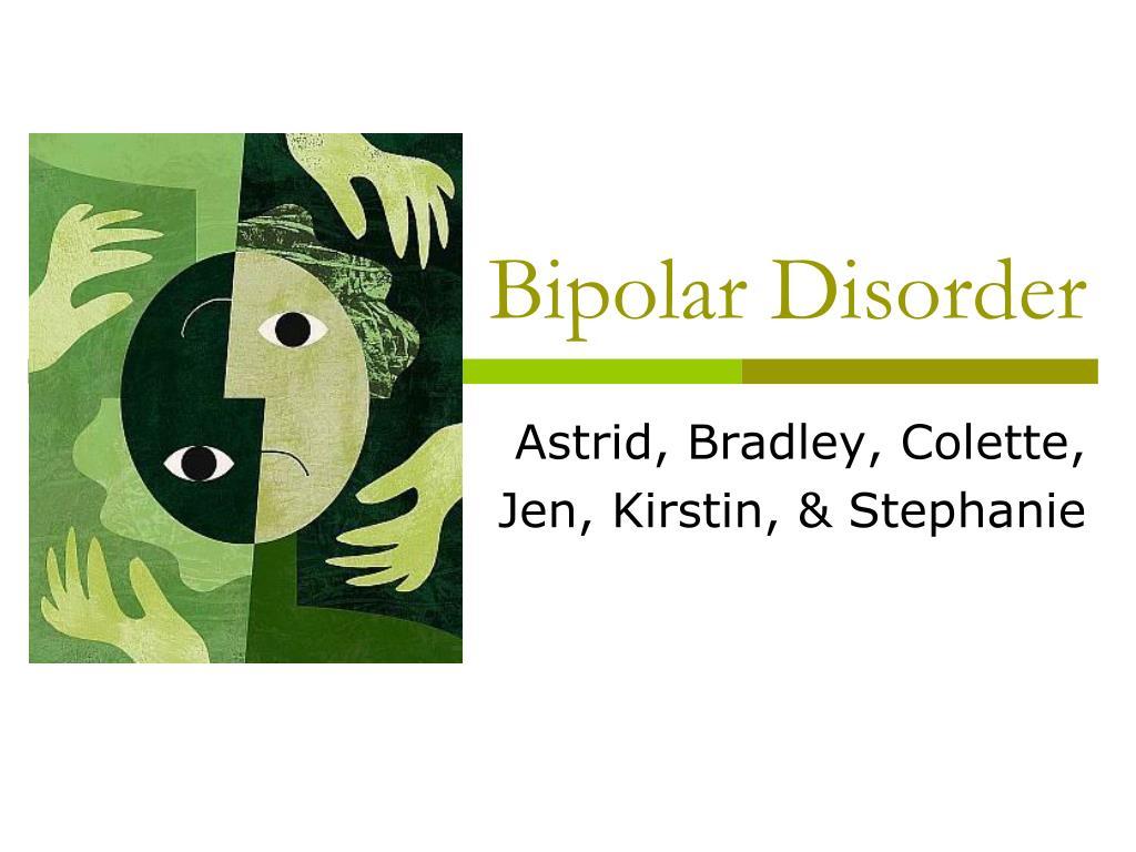 bipolar disorder l.