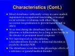 characteristics cont43