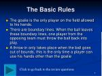 the basic rules1