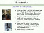 housekeeping19