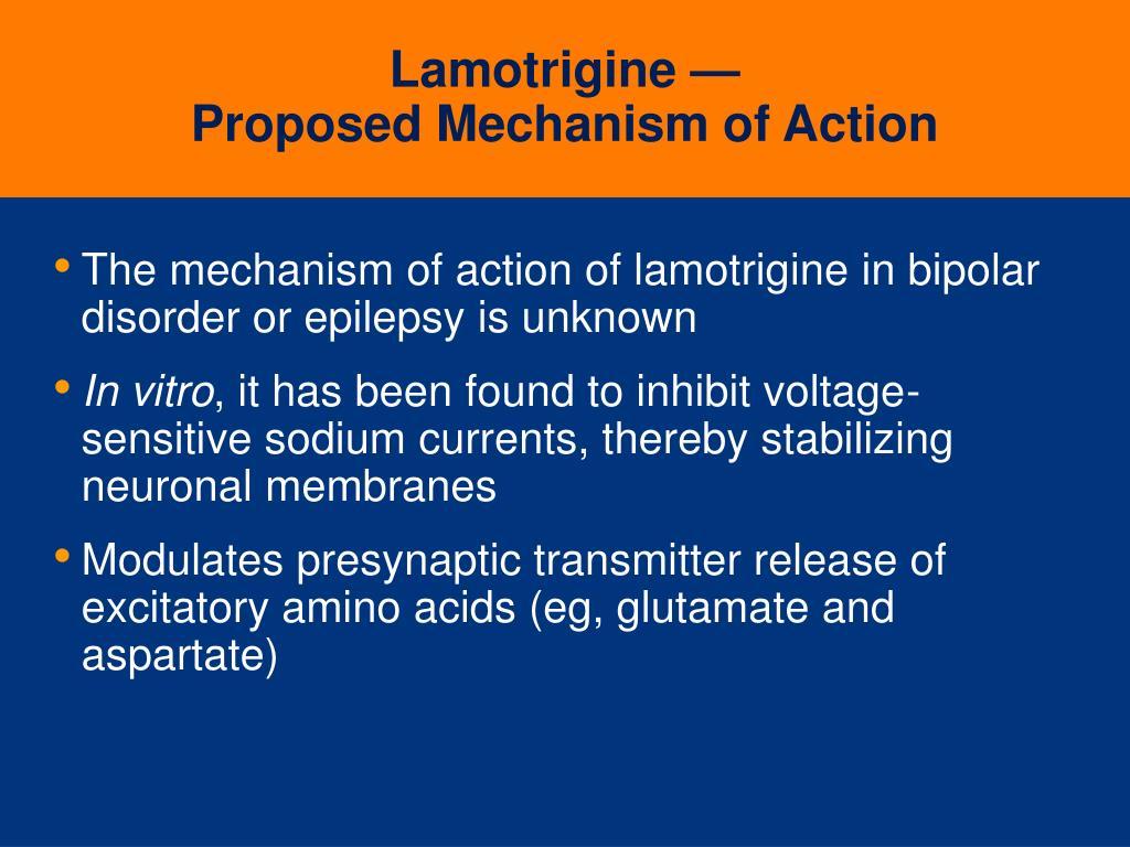 Lamotrigine