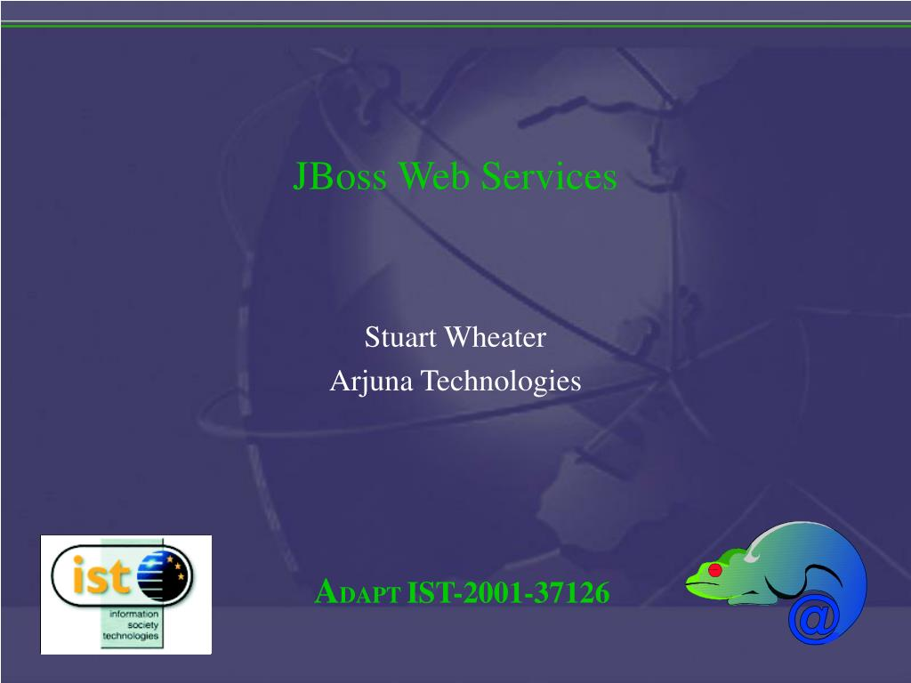 jboss web services l.