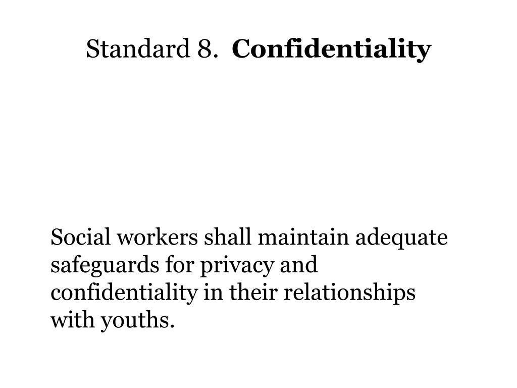 Standard 8.