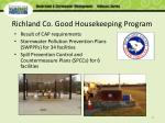 richland co good housekeeping program