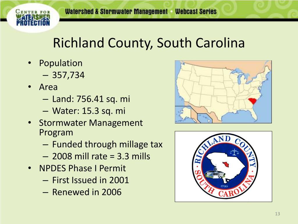 Richland County, South Carolina