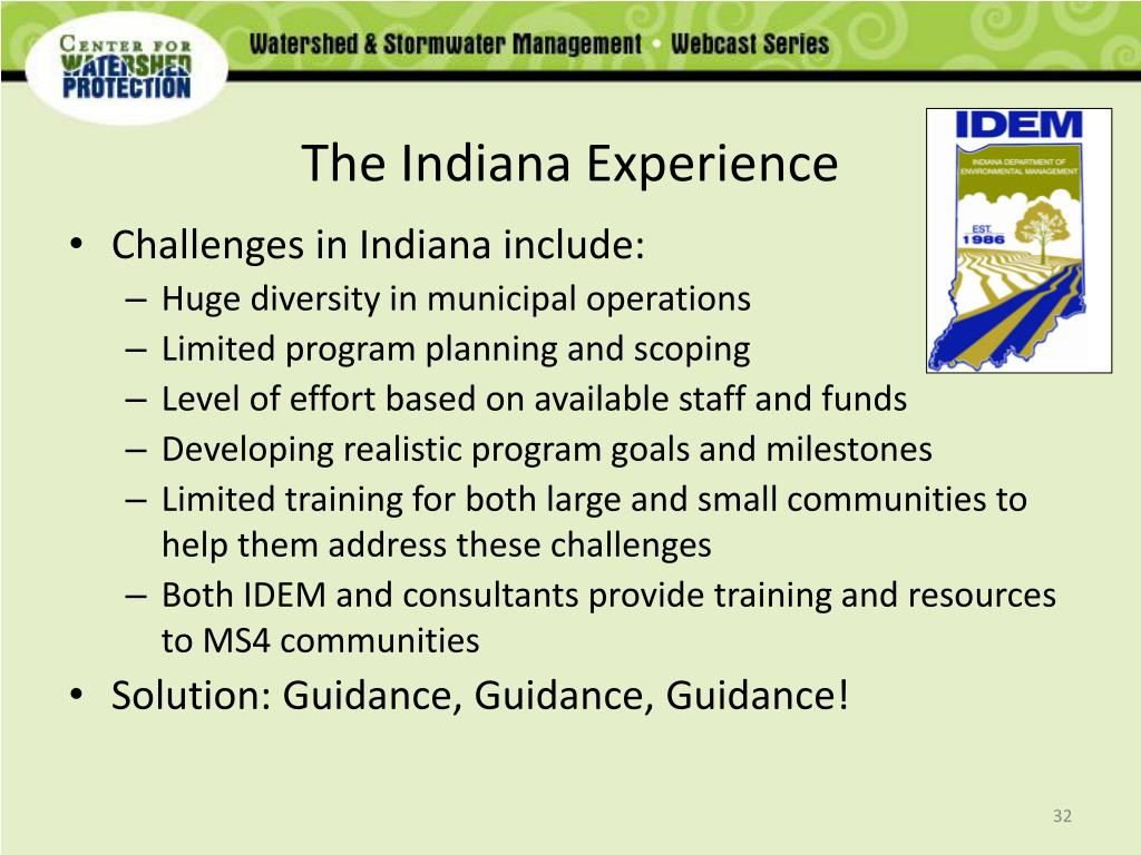 The Indiana Experience