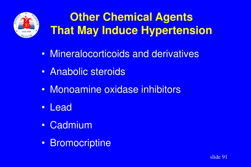 Other Chemical Agents