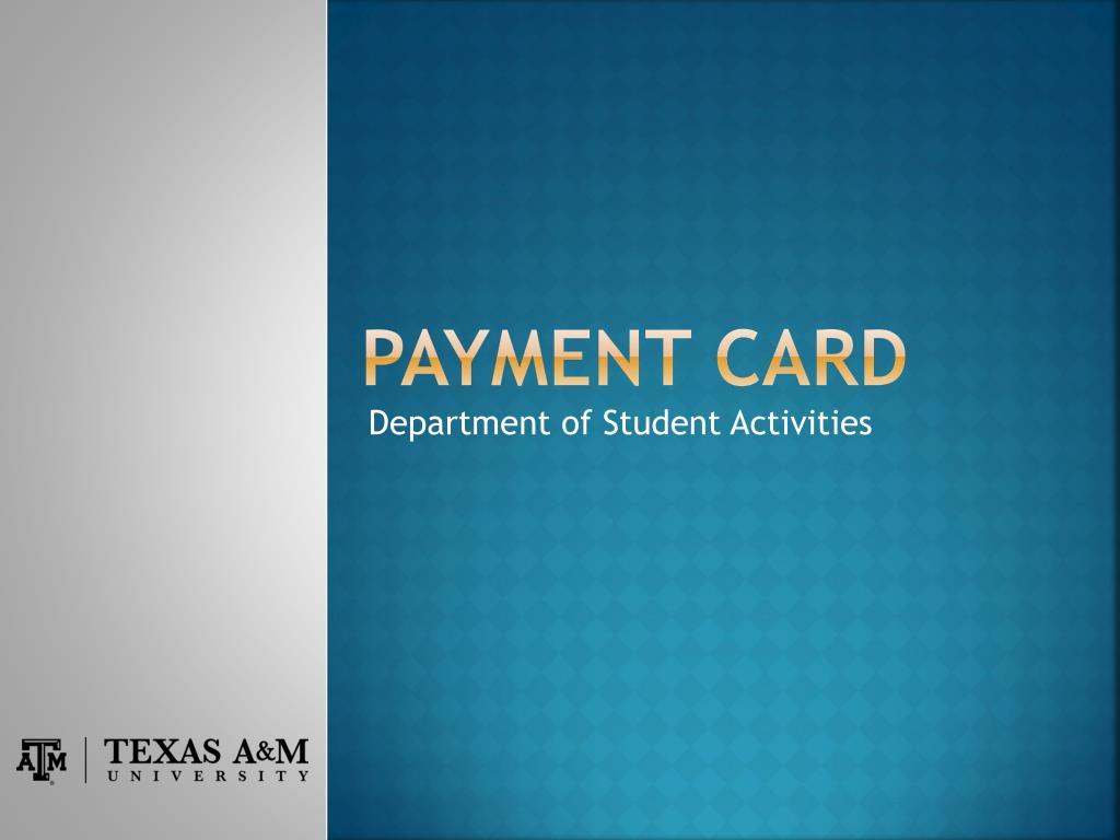 payment card l.
