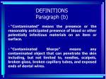 definitions paragraph b17