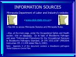 information sources106