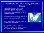 personal protective equipment gloves65