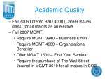 academic quality4