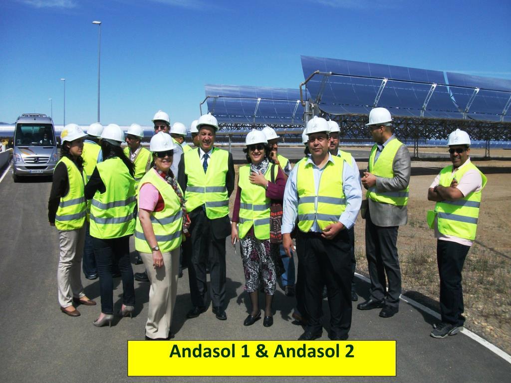 Andasol 1 & Andasol 2