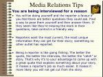 media relations tips10