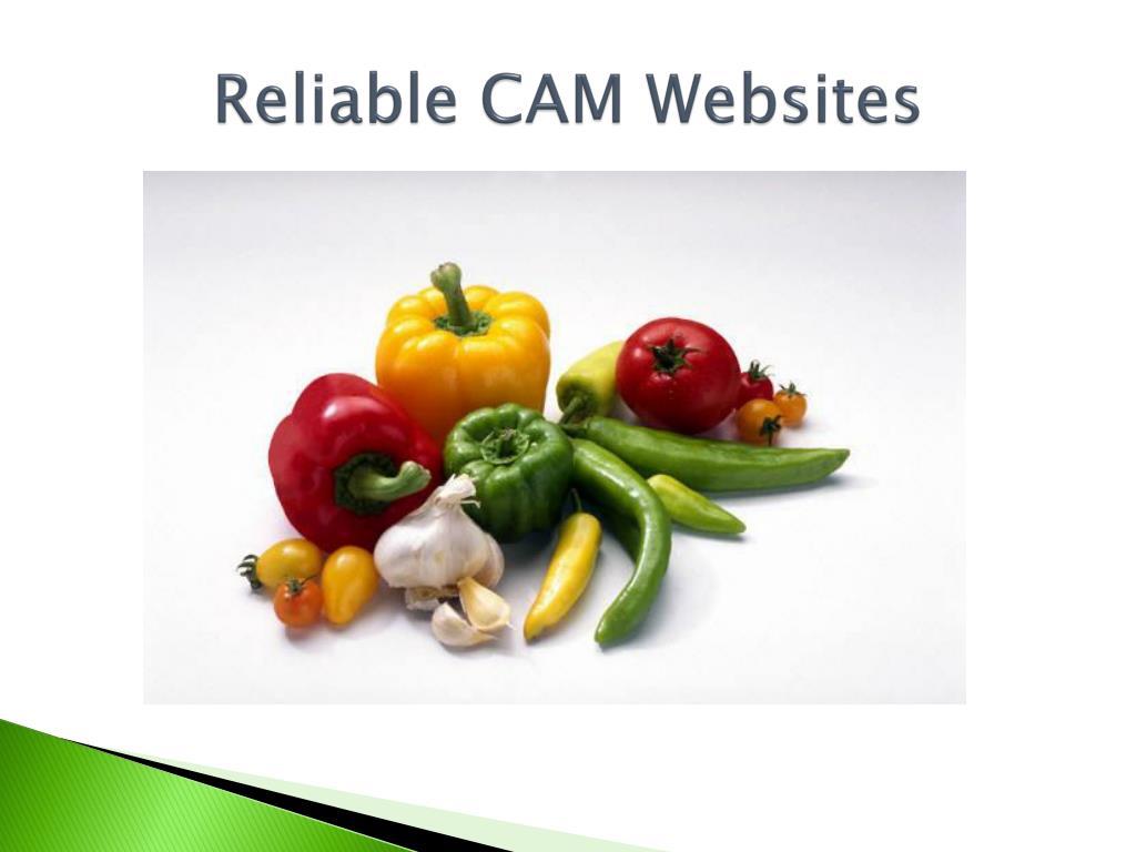 Reliable CAM Websites