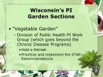 wisconsin s pi garden sections6