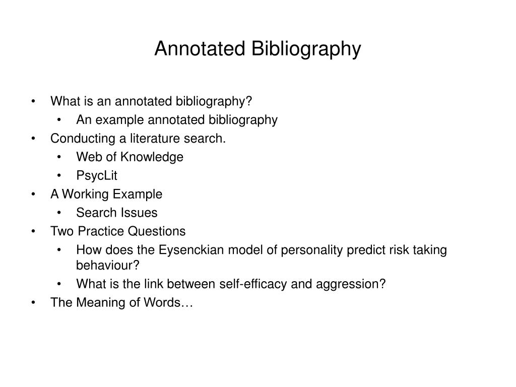 self directed work teams annotated bibliography Annotated bibliography a book of 390 pages in which the authors present annotated bibliographies of the research in student teams work on three.