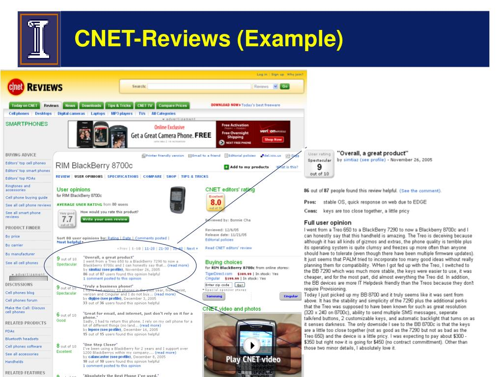 CNET-Reviews (Example)