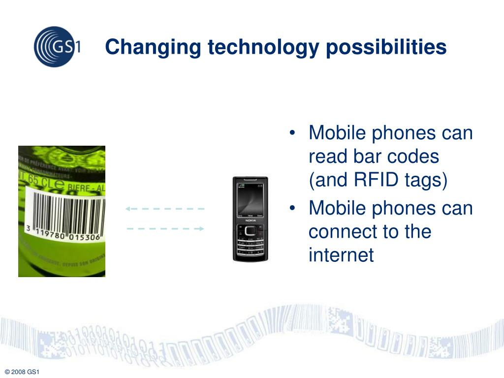 Changing technology possibilities
