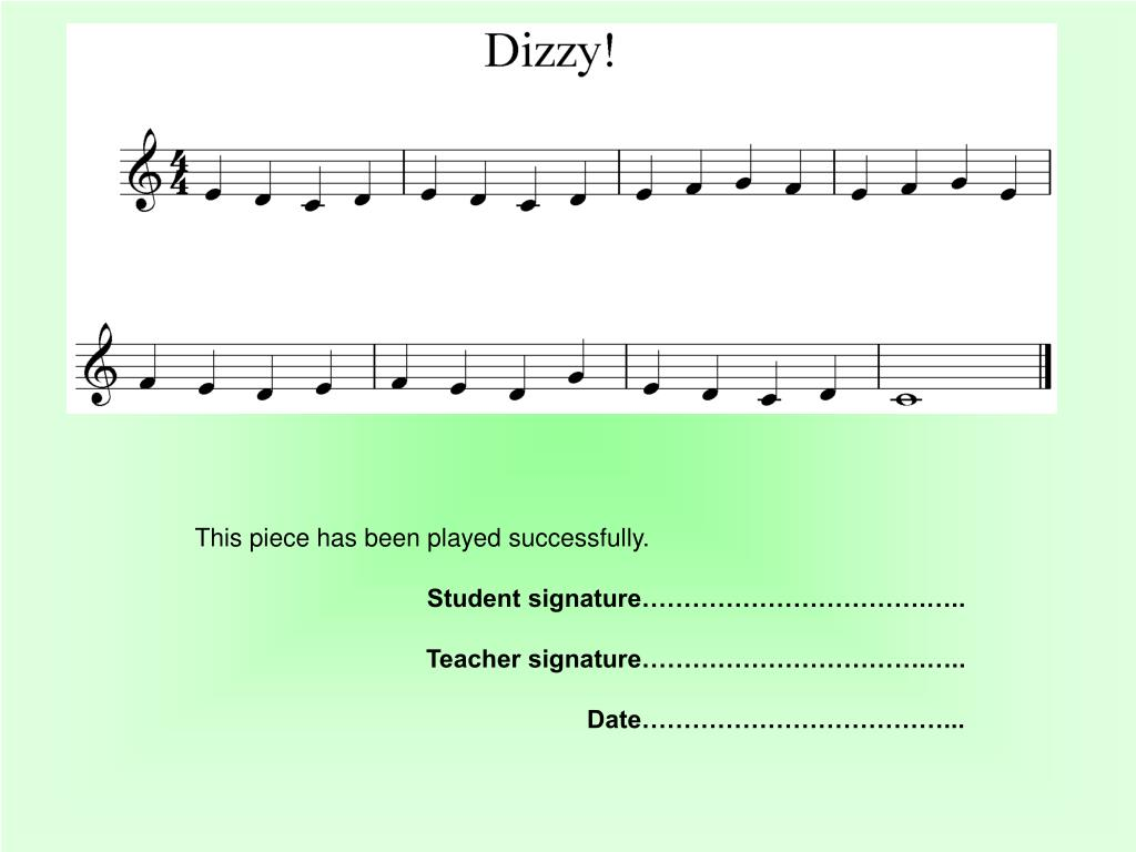 This piece has been played successfully.